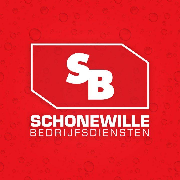 logo restyling schoonmaakbedrijf